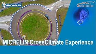 видео Купить шины Michelin CrossClimate 215/60 R16 99 V в Калининграде