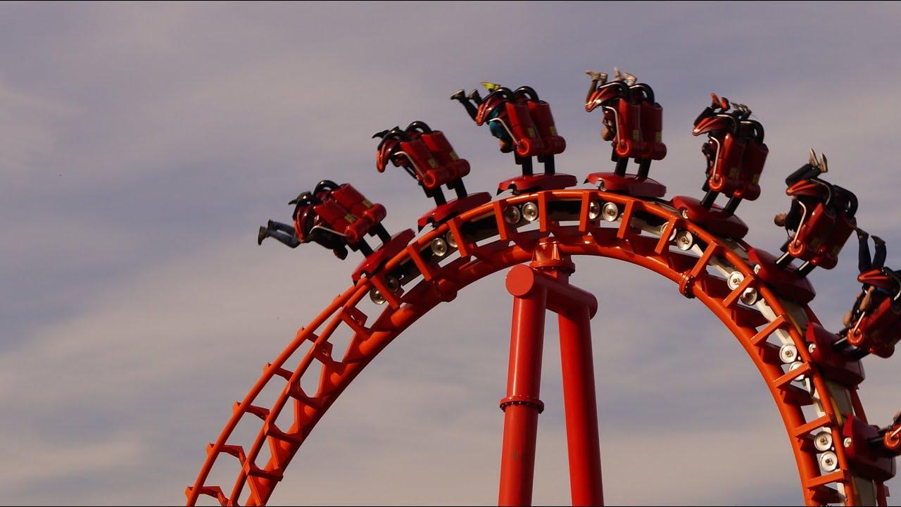 Oto Mayan - największy rollercoaster w Polsce
