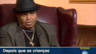 ENTREVISTA COM O PAI DO MICHAEL JACKSON PARTE 02