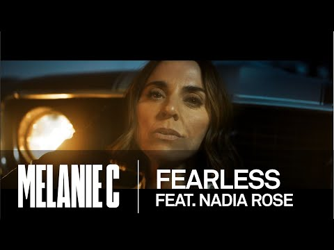 Смотреть клип Melanie C Ft. Nadia Rose - Fearless