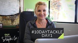Gambar cover #10DAYTACKLE - Day 1