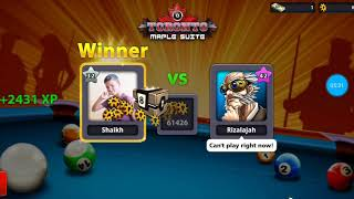 PLAY 8 BALL POOL AND POWER SHOT