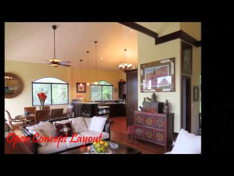 3 Level Mountain Villa for Sale in Boquete, Panama