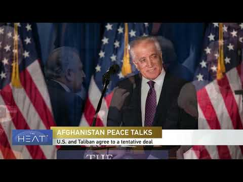 The Heat: Afghan peace talks Pt 2