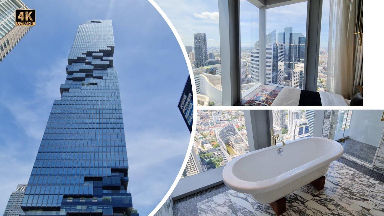 44th floor - Bangkok Ritz Carlton Luxury 3 Bedroom Property - For Sale on Auction