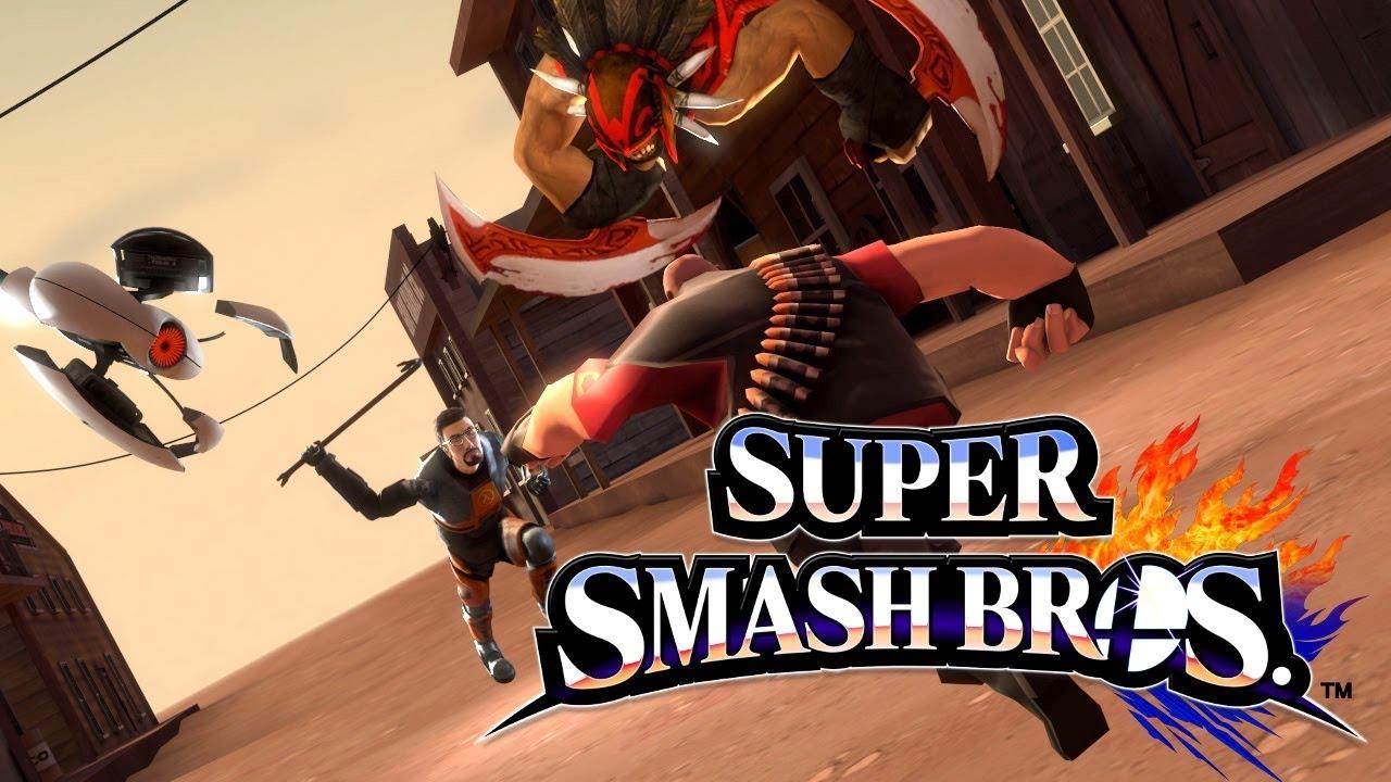 Super Smash Bros 2 Spielen