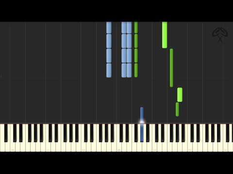 Coldplay - Magic Piano Tutorial & Midi Download