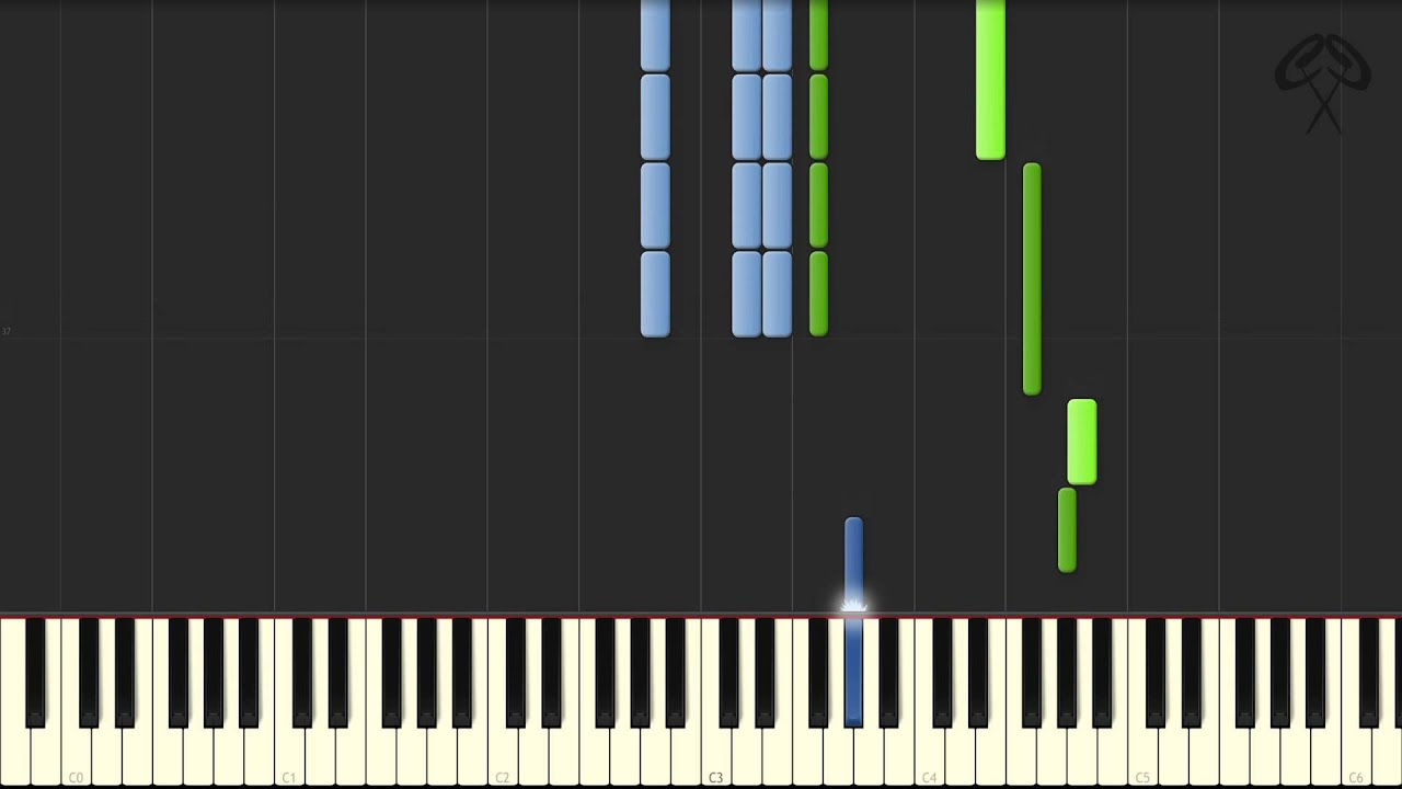 Coldplay magic piano tutorial & midi download youtube.