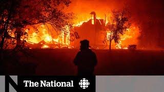 Worst California Wildfires