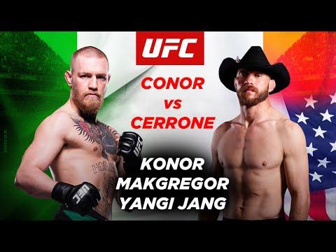 КОНОР МАКГРЕГОР ЯНГИ ЖАНГИ  | Conor McGregor vs Donald Cerrone