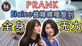Gambar cover 【Prank】Elaine被韓曉噯整到全身无力?!