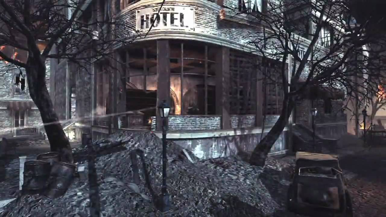 Call of Duty: World at War Map Pack 1 Trailer (Official HD)