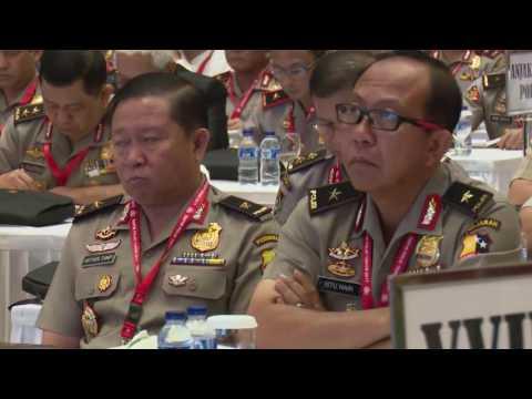 Pengarahan Presiden Republik Indonesia kepada Peserta Rapat Pimpinan Kepolisian Negara Republik Indo