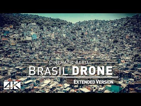 【4K】Drone Footage   Brasilia X Belo Horizonte X All Around   BRAZIL 2019 ..:: Cinematic Aerial Film