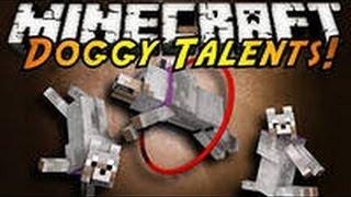 Обзор мода #1 Талант собак (Doggy Talents)