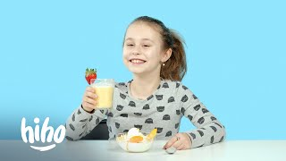 Kids Try 1960s Recipes | HiHo Kids