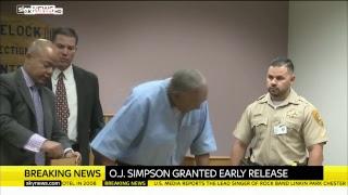 OJ Simpson's parole hearing decision