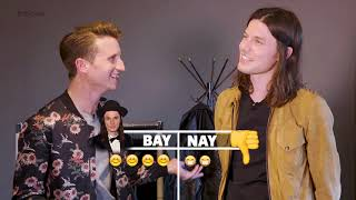 james bay jeremy corbyn is my bae bae or nay with joshington hosts