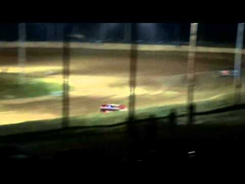 250 Speedway Modified Feature 8-28-2015