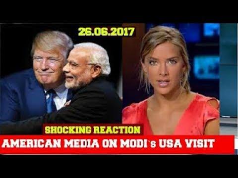Foreign Media on Modi