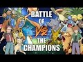 Battle of the Champions (RED vs BLUE) - Pokemon Battle Revolution (1080p 60fps)