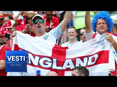 Russification in Full Swing: English Football Fans Begin Developing a Taste For Russian Culture