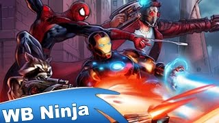 Marvel: Avengers Alliance 2 - Part 1 - WB Gameplay