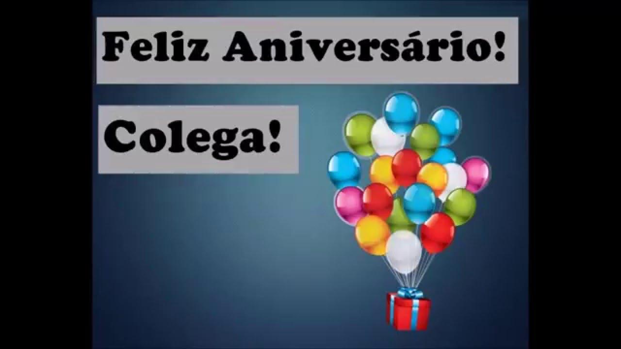 Frases De Aniversário Para Colegas De Trabalho: Feliz Aniversário Para Colegas!