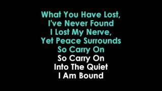 Norah Jones Carry On karaoke | GOLDEN KARAOKE