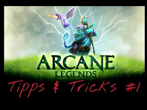 Arcane Legends | How To Recover Your Account