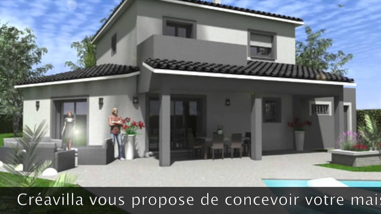 creavilla constructeur de maisons individuelles youtube