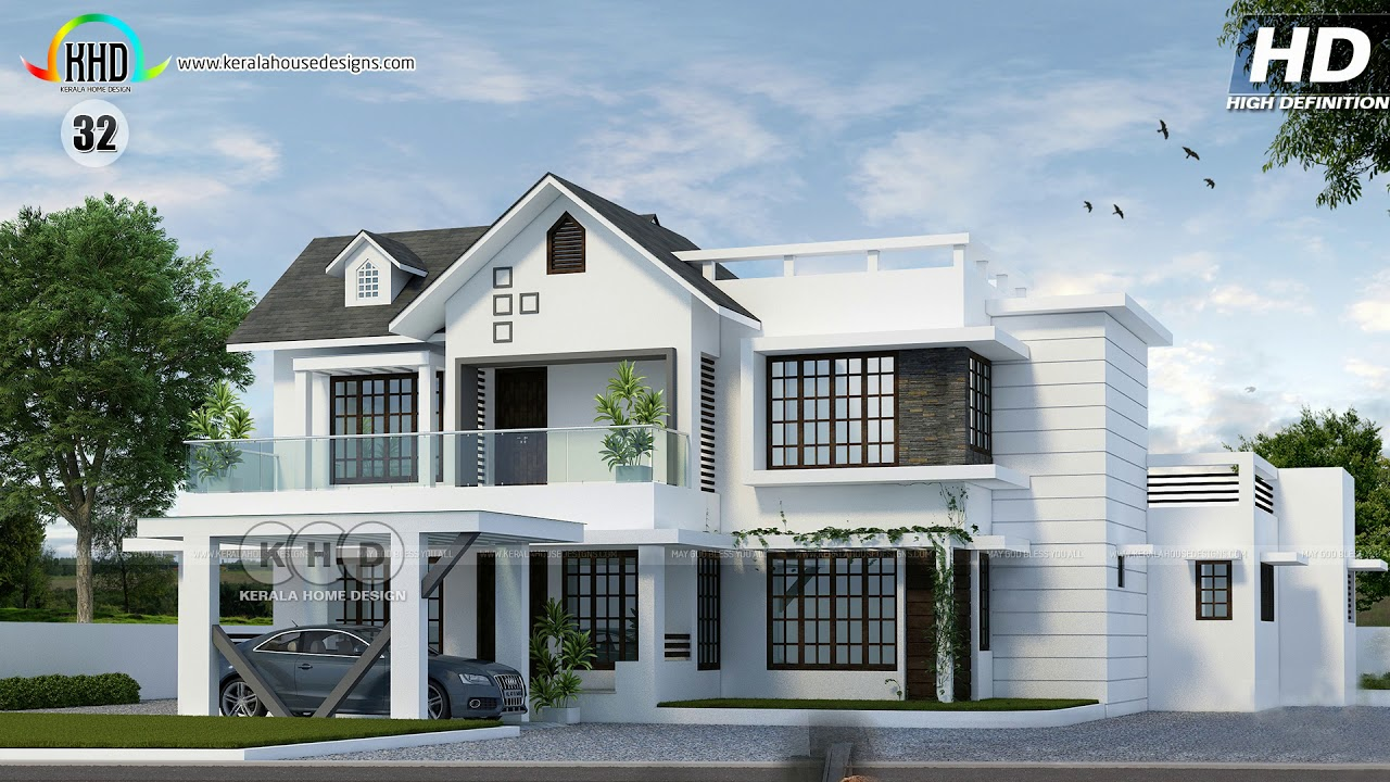 Top 90 handpicked house designs of April 2019 - YouTube