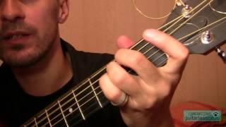 Скрябин - Мам (Аккорды, урок на гитаре)
