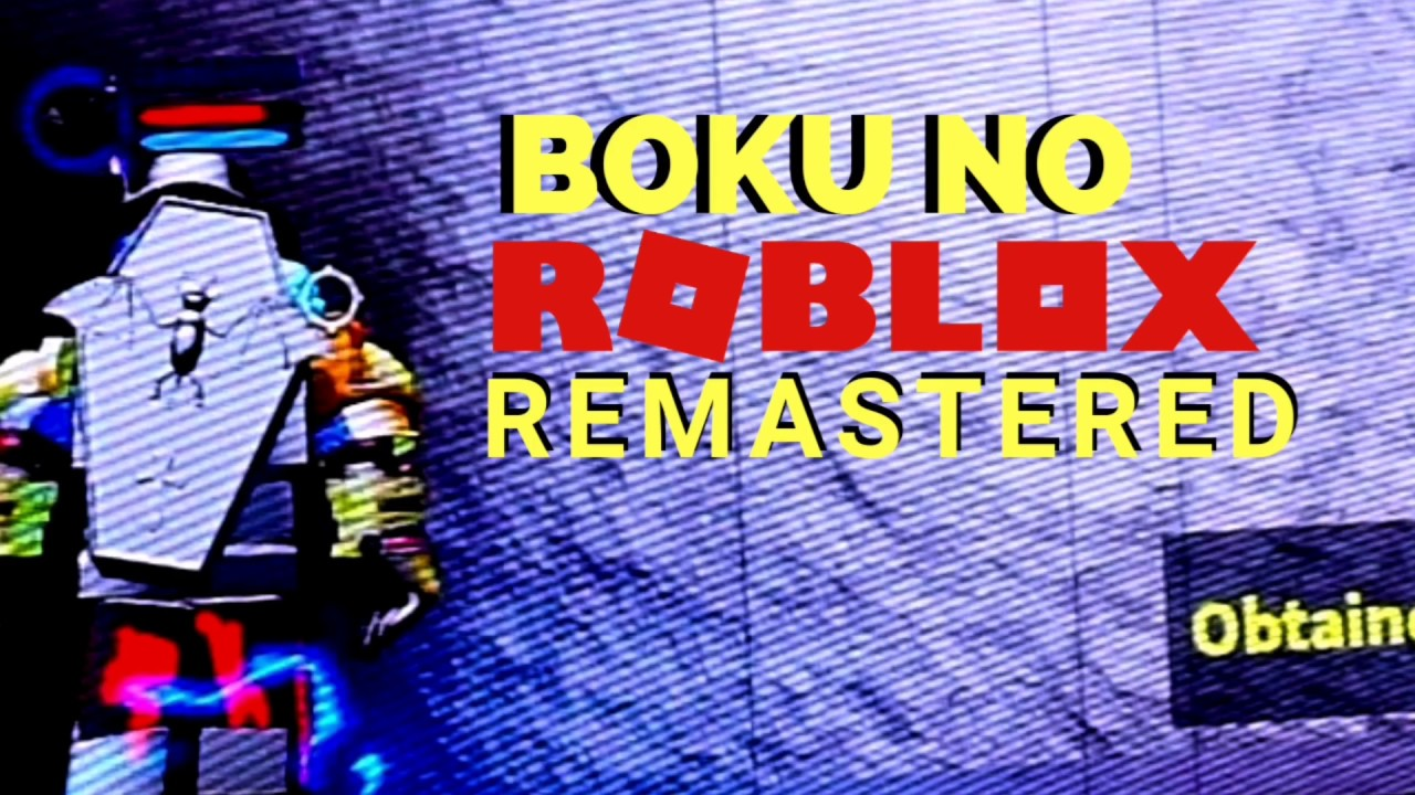 Boku no Roblox Remastered - YouTube