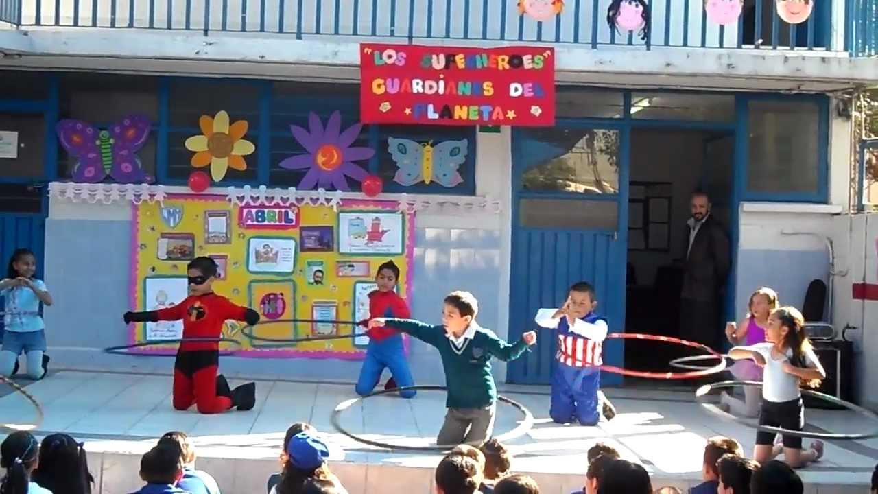 Hoop dance para niños coreografía - YouTube