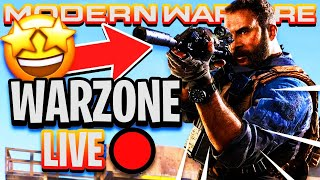 🔴WARZONE LIVE🔴Road to 200 SUBS!! || Call of Duty Modern Warfare PC