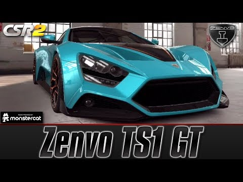 CSR Racing 2: Zenvo TS1 GT (Tuning & Customization) | Flash Event [Episode #61]