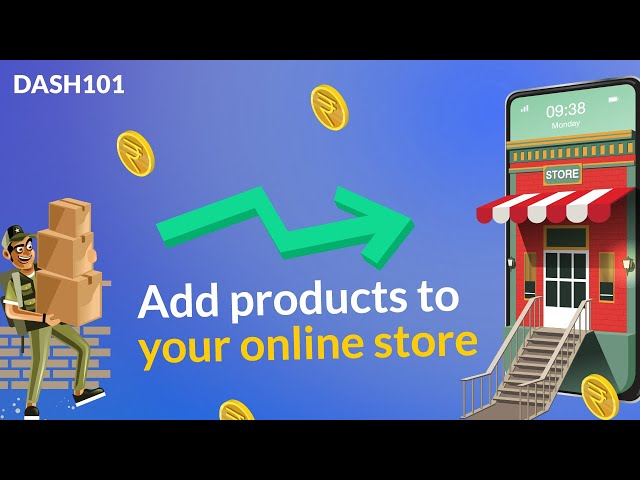 How to add products to your store in less than a minute?