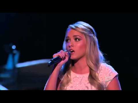 17-Year Old GIRL Sings LIKE Elvis Presley - In The Garden Song - Incredible
