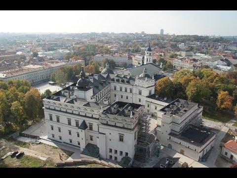 Vilnius - Capital da Lituânia