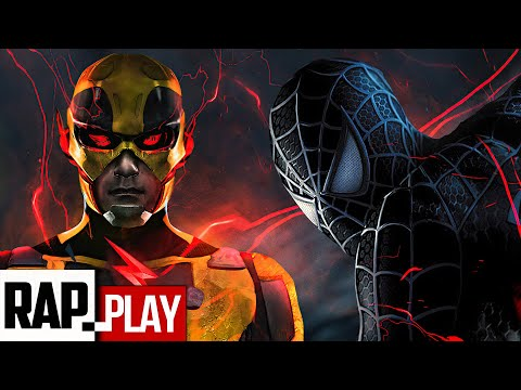 DARK SPIDERMAN VS THE REVERSE FLASH | EVIL RAP BATTLES | KRONNO & CYCLO | ( Videoclip Oficial )