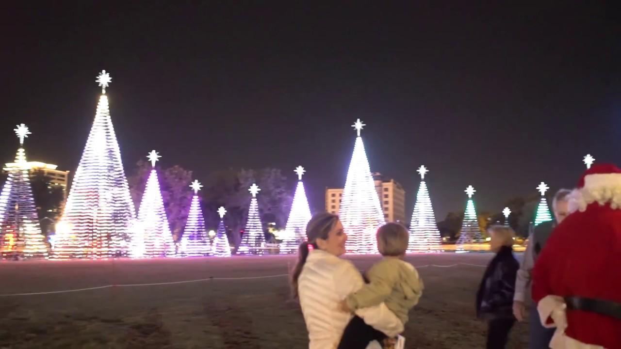 Gulfport Harbor Lights Winter Festival - YouTube