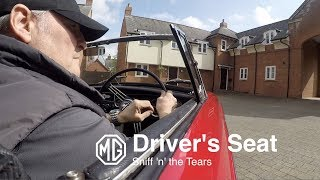 Driver's Seat by Sniff 'n' the Tears - 1968 MGB