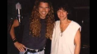 Repeat youtube video Mitch Malloy with Van Halen @ 5150 Studios 1996 - Panama