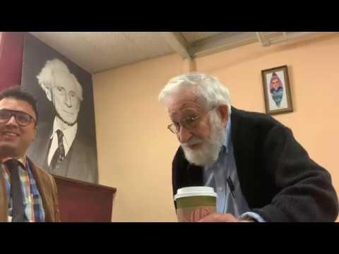 Noam Chomsky and the $700 Big Mac