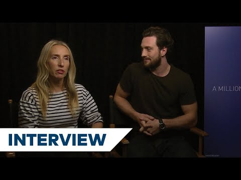A Million Little Pieces' Sam TaylorJohnson & Aaron TaylorJohnson On Adapting The Novel  TIFF 2018