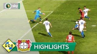 SC Hauenstein - Bayer 04 Leverkusen 1:2 | Highlights DFB-Pokal 2016/17 - 1. Runde