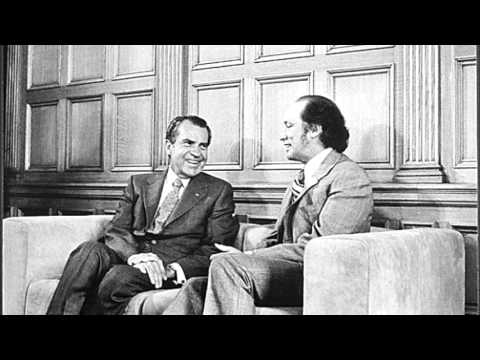 NIXON TAPES: Pierre Trudeau on Watergate Scandal