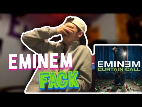 Eminem  Fack REACTION!!! OMG