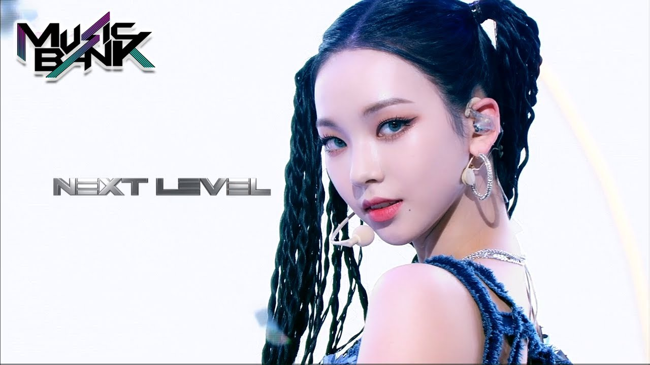 aespa - Next Level (Music Bank)   KBS WORLD TV 210528
